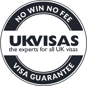No Win No Fee Visa Guarantee logo